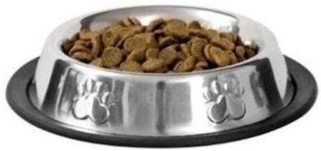 Stainless Steel Non-skid Food Bowl