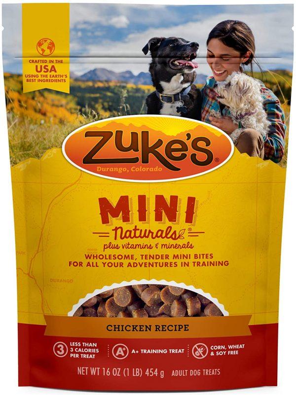 Zuke's Naturals Training Treats